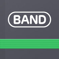 밴드, 캠프모바일의 서비스
